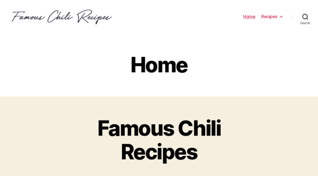 famouschilirecipes.com