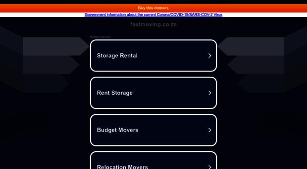 fastmoving co za - FMCG Suppliers Products | Reta