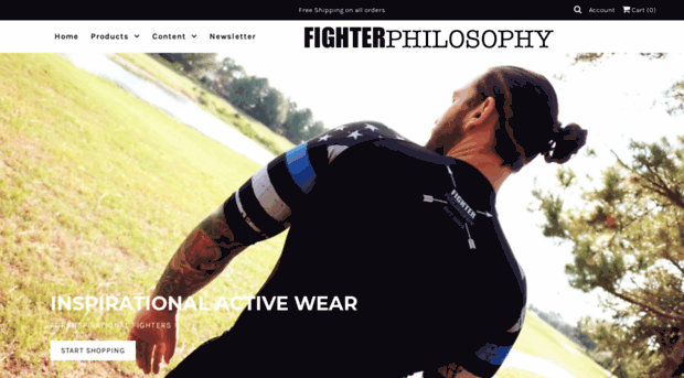 fighterphilosophy.com