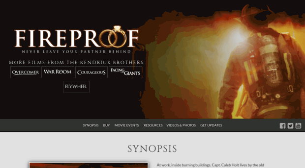 Fireproof movie  Simple English Wikipedia the free
