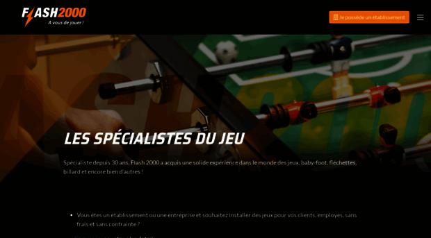 jeux flash 2000