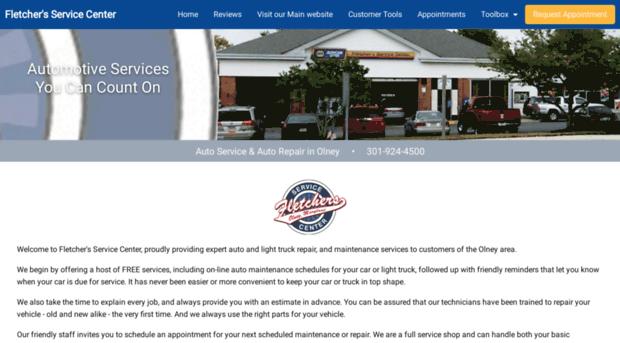 Fletchers Auto Repair >> Websites Neighbouring Lfoowa Unrwa Org
