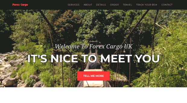 Forex cargo uk promo