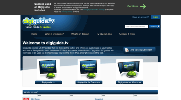 forums digiguide tv - UK TV Listings | UK TV Guide |    - Forums