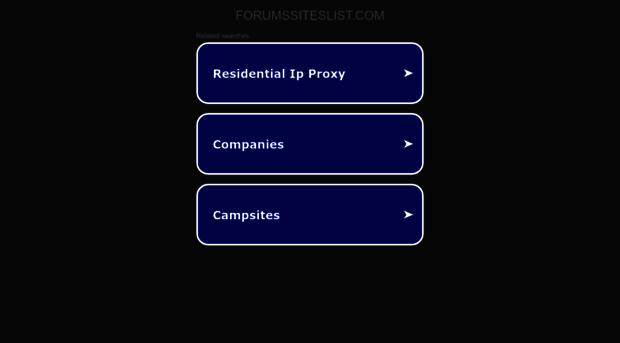 Education Forum Sites List India