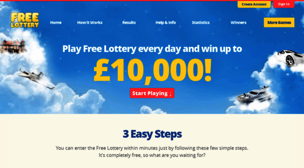 free-lottery net - Free Lottery | Free Online Dai    - Free