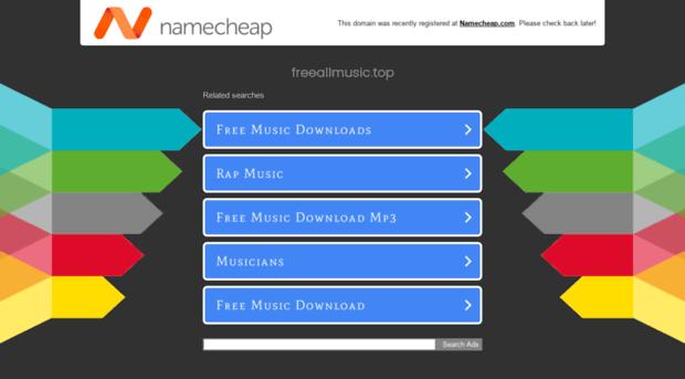 freeallmusic top - New English Songs - Hot MP3 Latin Music