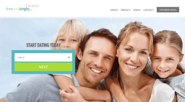 Free single parents dating websites