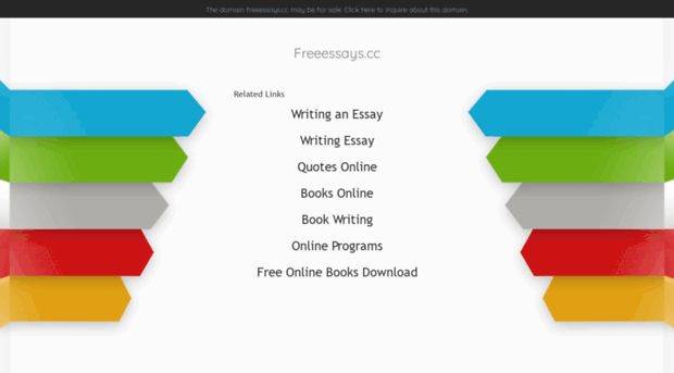 free essays Find a+ essays, research papers, book notes, course notes and writing tips millions of students use studymode to jumpstart their assignments.