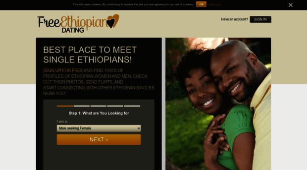 Best ethiopian dating sites