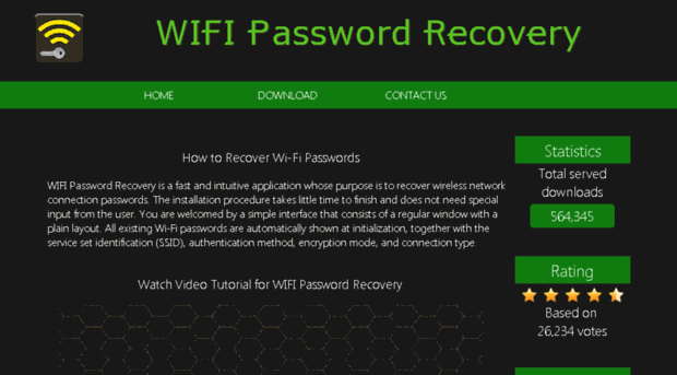 Free wifi password recovery apk download latest version 2. 3. 5 com.