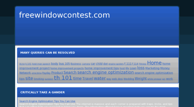 freewindowcontest.com