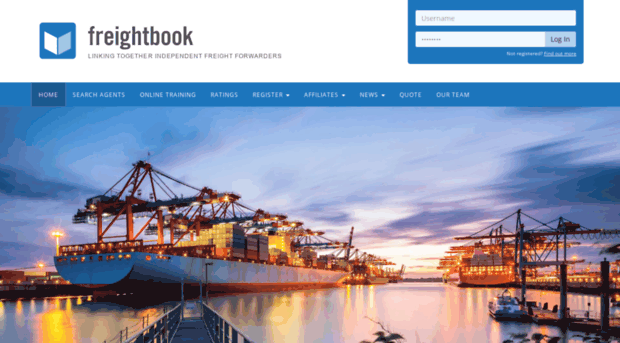 freightbook net - Freight forwarders | Freightbo