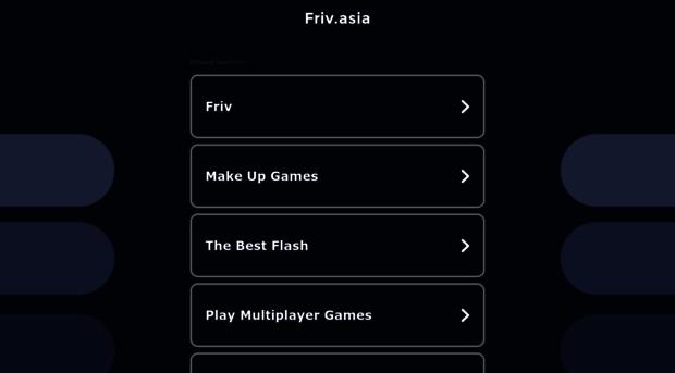 Friv Asia Friv Games Juegos Friv 3 J Friv