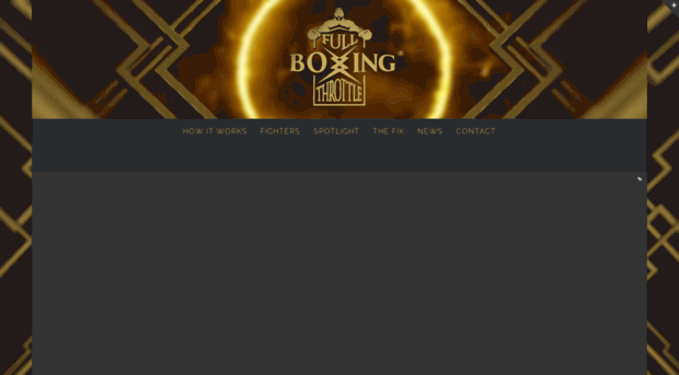 fullthrottleboxing.com