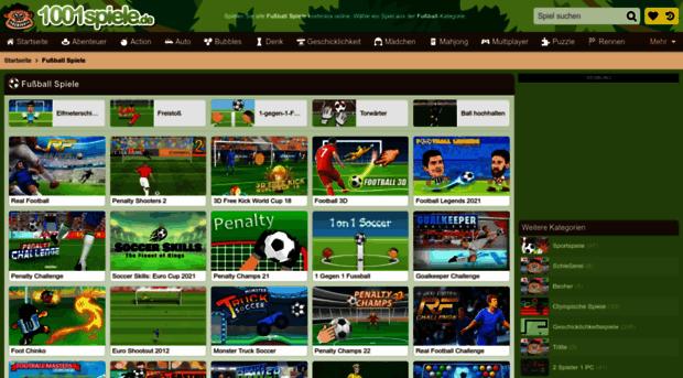 www fussball spiele 1001