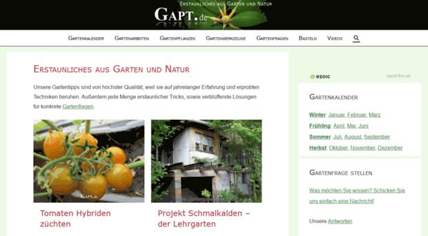 Gartenpflege-tipps.de - Garten-tipps Zur Gartenpflege ... Garten Anleitung Gartenpflege