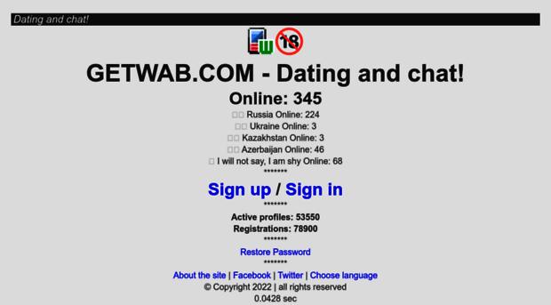 Wap wab ru знакомства дата знакомства index php topic