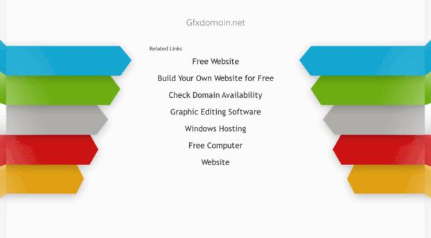 gfxdomain net GFXDomain Forums