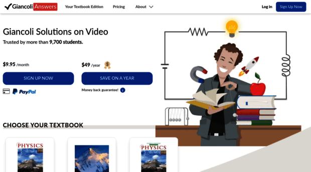 giancolianswers com giancoli 7th and 6th edition p giancoli rh sur ly giancoli physics instructor solution manual giancoli physics solutions manual pdf