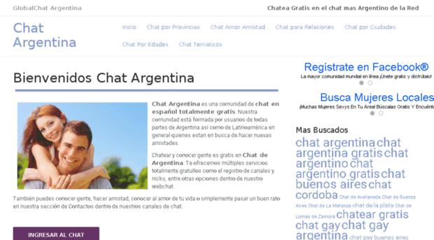 Chat casados argentina