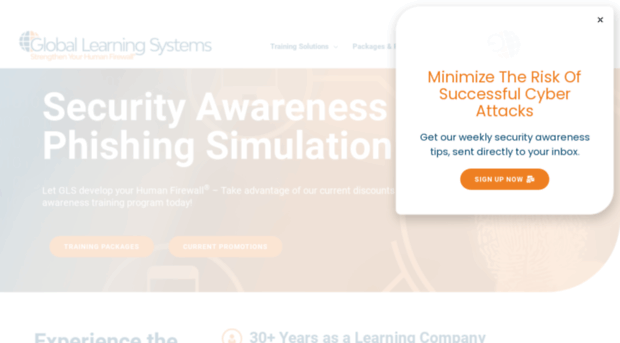 Security Awareness Training  Global Learning Systems