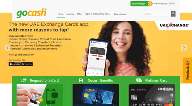 Go cash card customer service number
