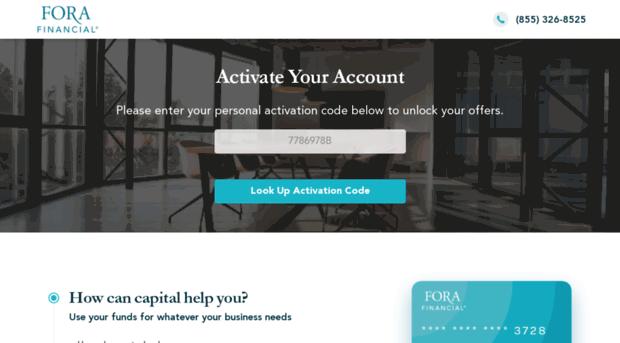 Goforafinancial