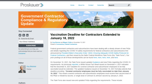 federal contractor eeo compliance