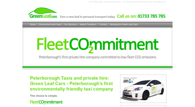 greenleafcars.co.uk