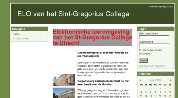 gregorius college utrecht
