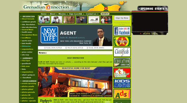 grenadianconnection com - GrenadianConnection com -- Gre