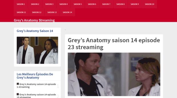 Greys Anatomy Streaming Greys Anatomy Streamin Grey S