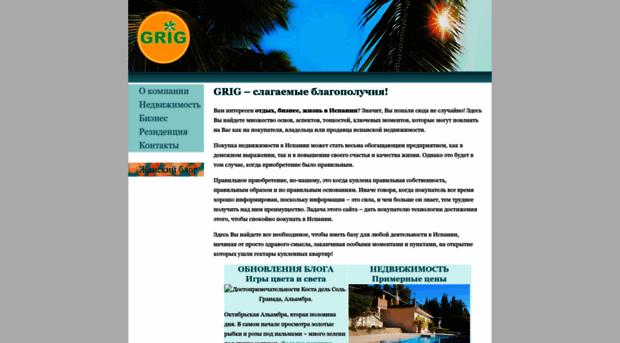 Лучшие сайты недвижимости в испании