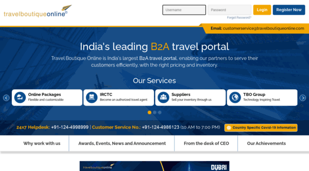 B2b Travel Agency