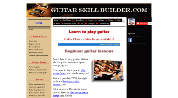 guitar skill buildercom learn to play guitar faster l guitar skill builder