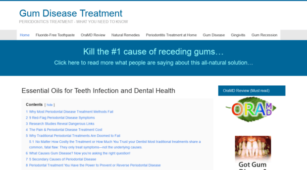 gumdiseasetreatment.org