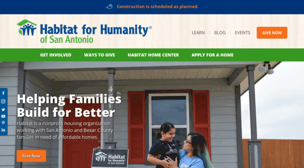 an introduction to habitat for humanity a non profit housing organization in the united states