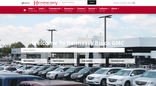 Used Car Dealerships In Atlanta Ga >> Hennessympg Com Hennessy Buick Gmc New Used Car Dealership
