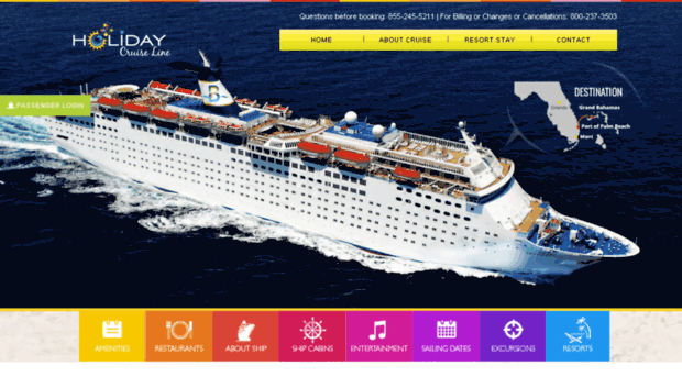 Holiday cruise gift cards