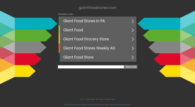 Homeaccessgaintfoodstorescom Search Results For Gaintfoods
