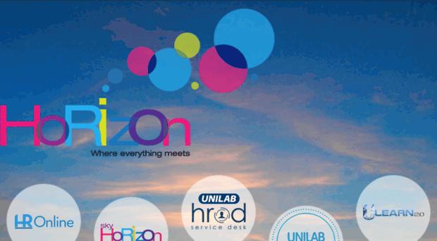 horizon unilab com ph - Horizon Login Page - Horizon Unilab