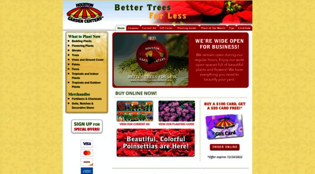 latest check 2 weeks ago - Houston Garden Centers
