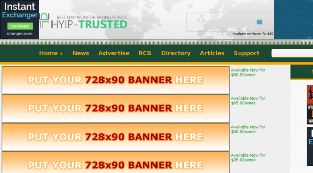 Trusted hyip monitoring sites
