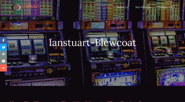 ianstuart-blewcoat.com