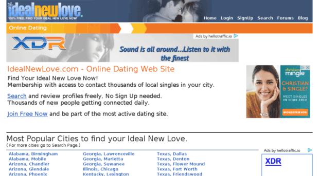 Online dating stranice vam ne mogu pomoći da nađete