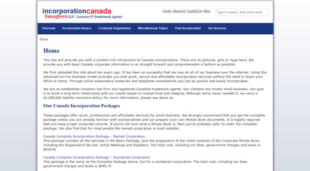 incorporationcanada.ca