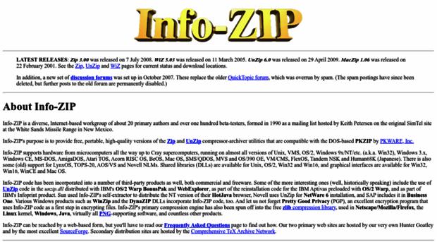 Download pkzip free