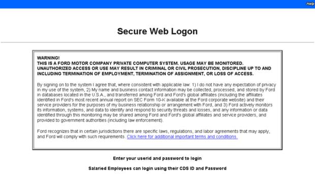 inford.dealerconnection.com - Web Single Login - Inford ...