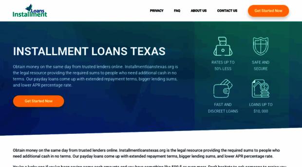 Installment loans garland tx